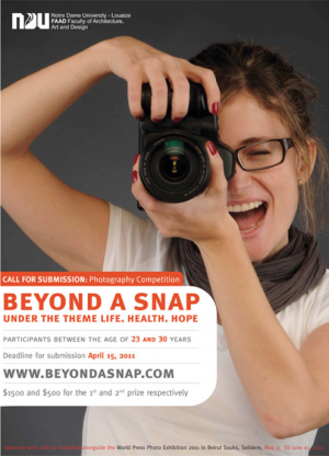 Beyond a Snap Photography Competition