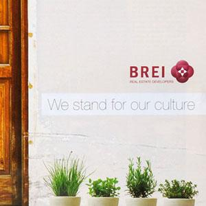 Brei Press & Magazine Ads design