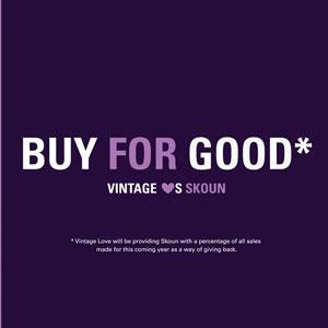 Skoun endorsed by Vintage Love