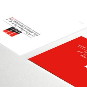 D G Jones & Partners Identity Uplift