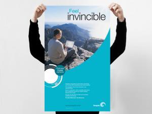 Seagate Poster Design
