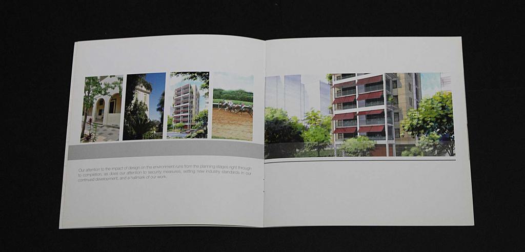 Convivium VII Sales Brochure