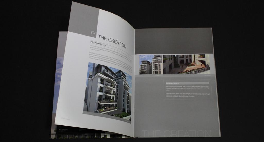 Convivium VI Sales Brochure