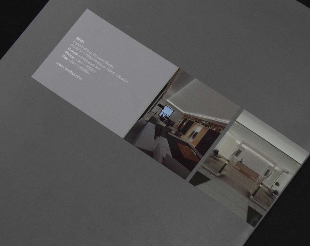 Convivium VI Sales Brochure Back cover