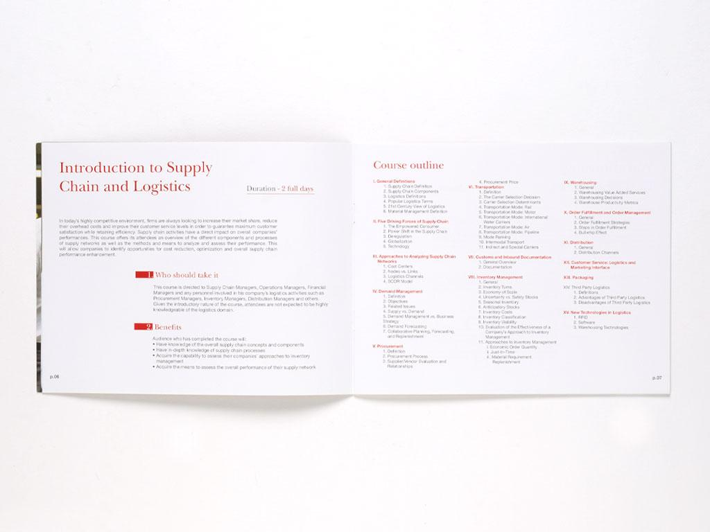 SNS Training Brochure