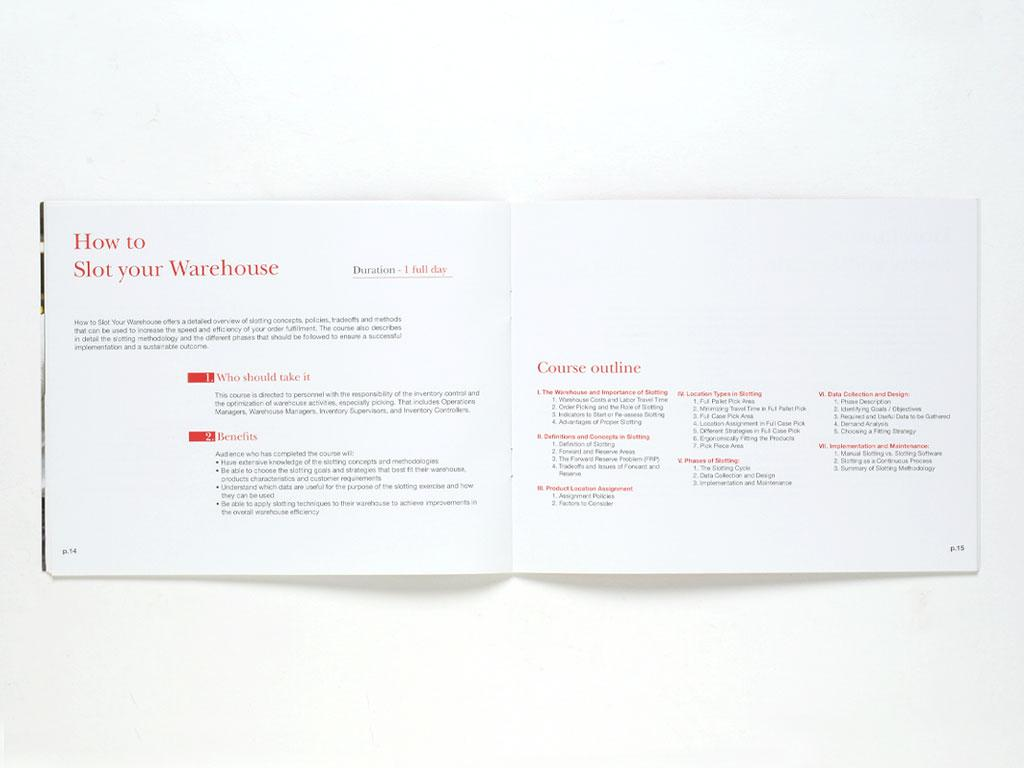 SNS Training Brochure