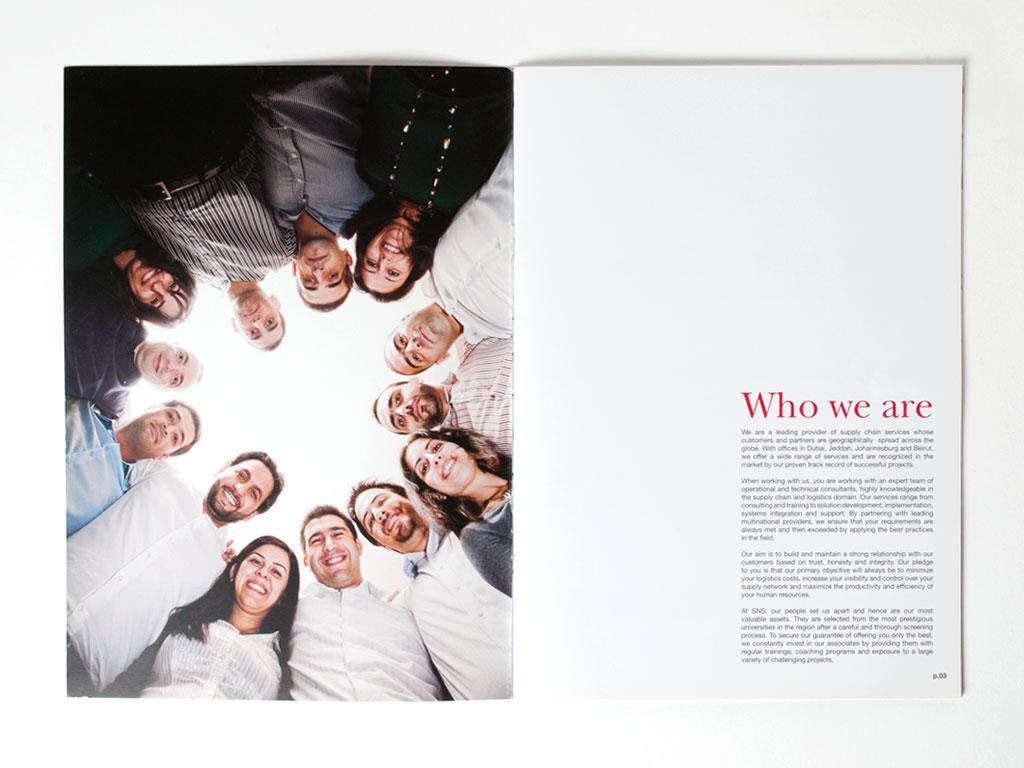 SNS Corporate Brochure