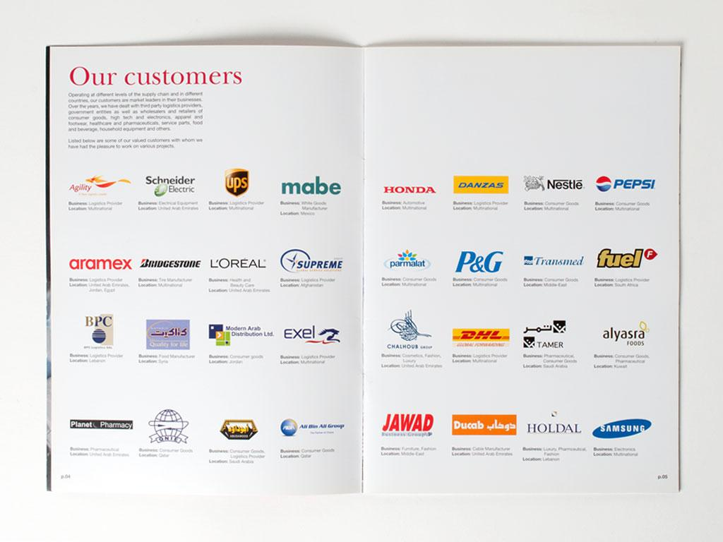 SNS Corporate Brochure