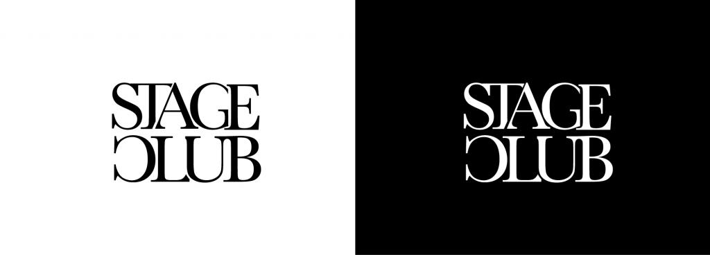 Stage Club Logo design