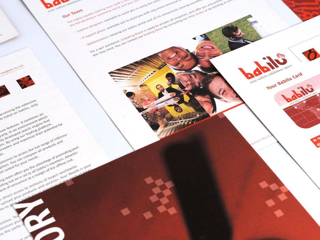 Babilu Sales Kit Brochure