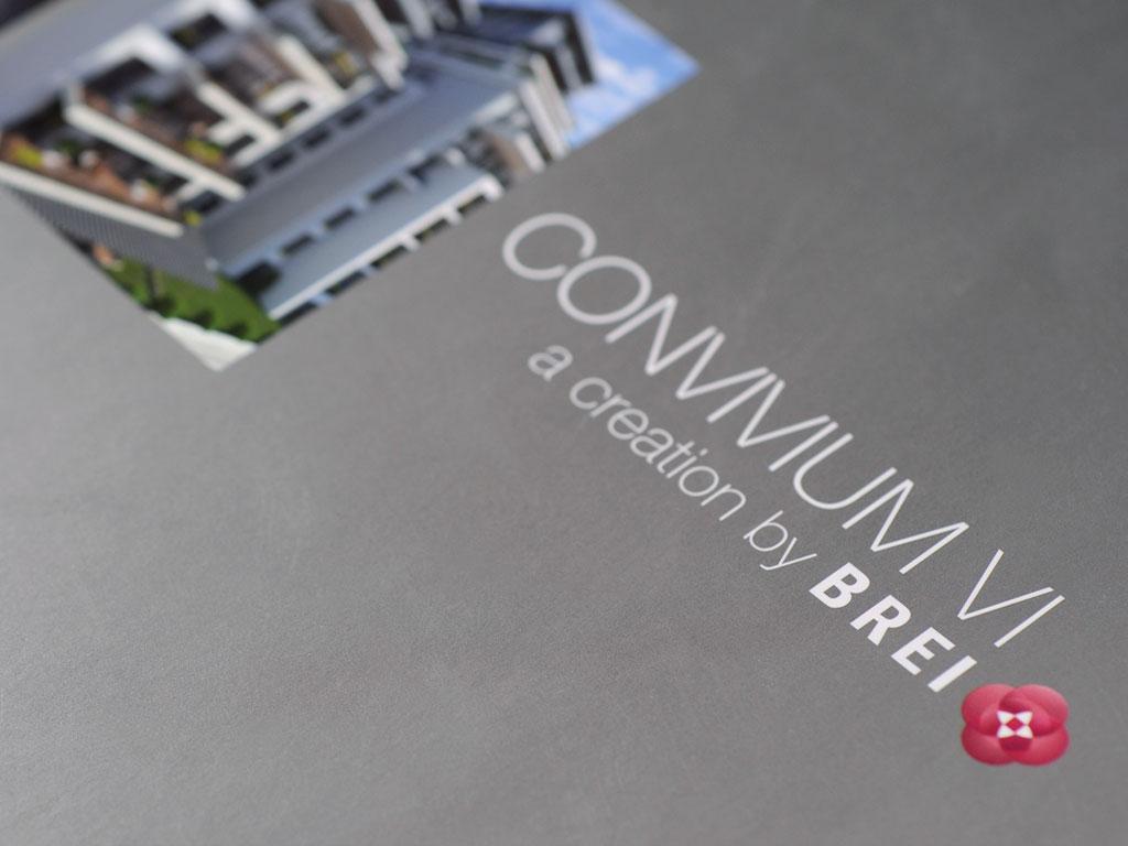 Convivium VI Sales Brochure Cover