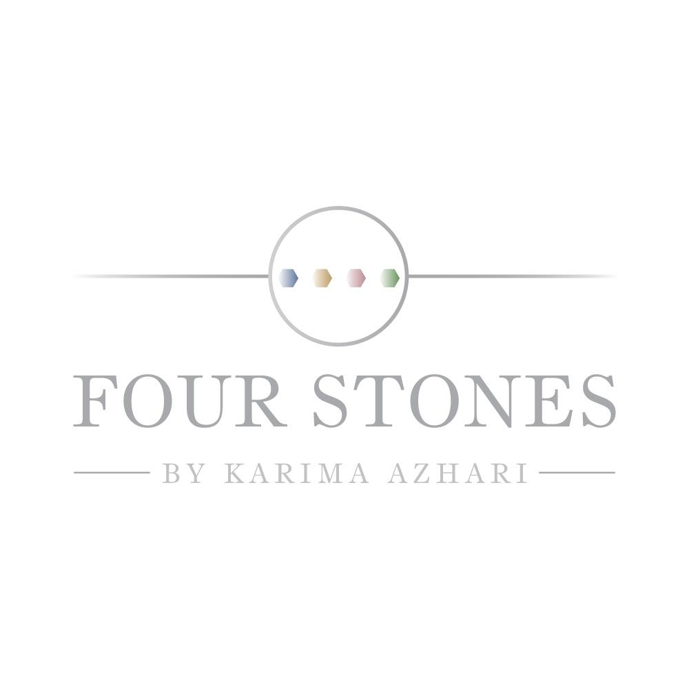 Four Stones Jewellery Design Logo