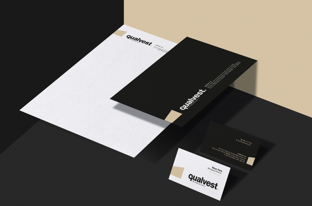 QUALVEST-STATIONERY