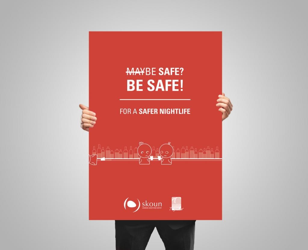 May(BE) Safe Campaign
