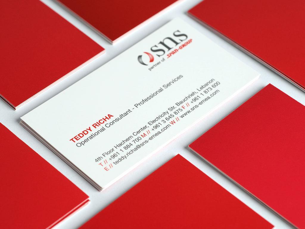 SNS Stationery Items Design